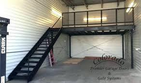 building a loft in garage storage loft in garage overhead storage above garage door garage