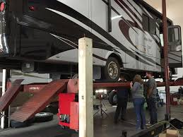 if the rv is rockin u0027 try anti sway bars