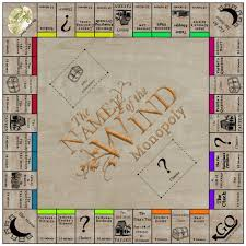 monopoly map check out this fan made name of the wind monopoly tor com