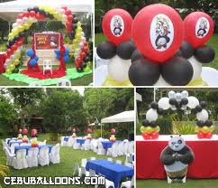 dora halloween party decorations decorating an outdoor party venue with balloons cebu balloons