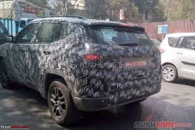 scoop 2017 jeep compass spotted in india page 5 team bhp