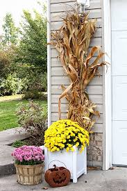 Fall The Porch House of Hawthornes