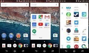 velvet apk instala el launcher y el fondo de pantalla de android m