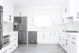 modern farmhouse kitchens luxurious modern farmhouse kitchen white marble countertop white