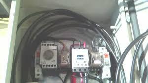 tablero de partida generador y transferencia automatica youtube