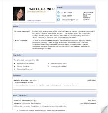 Create Resume Online Free Pdf by 5 Attractive Resume Samples Park Attendant Online Resume Samples