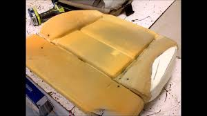 F150 Bench Seat Replacement F150 Drivers Seat Repair Youtube