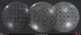 artstation tutorial ornate floor tiles substance designer