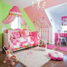 chambre fille princesse lit de fille chambre