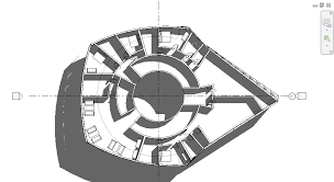 turning torso floor plan bim in construction parametric building model