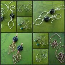 Learning To Make Jewelry - 120 best wirework inspiration images on pinterest jewelry wire