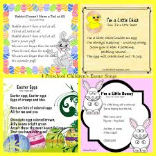thanksgiving children songs 4 songs for easter traditional tunes nuttin u0027 but preschool