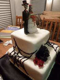 the more you know halloween engagement party cake