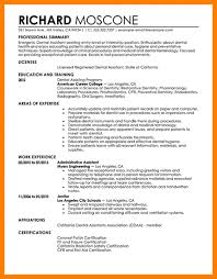 resume exles for dental assistants 10 sle dental assistant resume cover title page