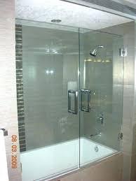 Cost Of Frameless Glass Shower Doors Frameless Glass Shower Doors Cost Fetchmobile Co