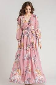 floral dresses mauve floral maxi dress morning lavender