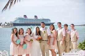 disney cruise wedding bridal disney cruise line castaway cay wedding