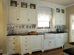 White Country Kitchen Ideas by Antique White Country Kitchen