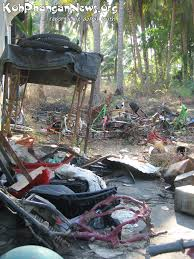 rubbish impressions of koh phangan island koh phangan island news