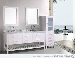 2 Basin Vanity Units 15 Modern Double Sink Bathroom Vanity Sets Home Design Lover