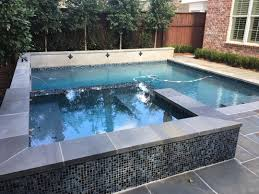 old metairie plunge pool and spa crystal pools and spas