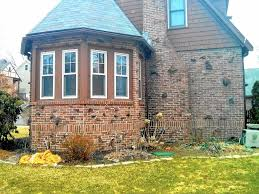 mix brick rock to create an attractive unique exterior chicago