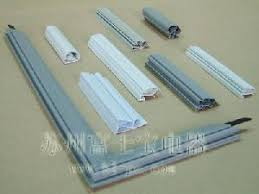 shower door seals gaskets magnetic seal strip aluminum channel