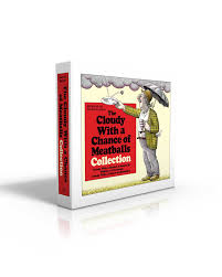 cloudy chance meatballs collection book judi