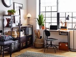 Arbeitsplatz Wohnzimmer Ideen Ein Modern Eingerichteter Arbeitsplatz Mit Fjällbo Laptoptisch In