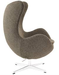 arne jacobsen style egg chair many colors home and office