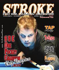 stroke pool magazine april issue 2014 by stroke magazine issuu