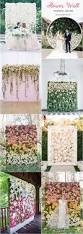 Pinterest Wedding Decorations by Best 25 Flower Wall Wedding Ideas On Pinterest Flower Backdrop