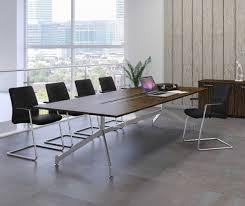 Sven Boardroom Table Ambus Table On V Base