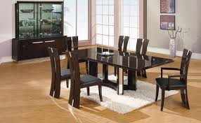 modern wooden chairs for dining table designer dining room designer dining table and chairs enchanting