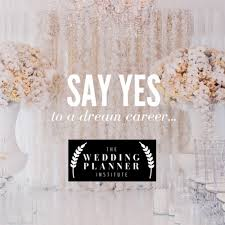 wedding planner career wedding planning course usa