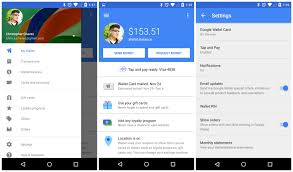 Material Design Download New Google Wallet 7 0 With Material Design