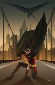 robin and batgirl robin red robin and nightwing pinterest