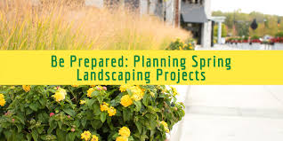 spring landscaping be prepared planning spring landscaping for your commercial property