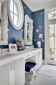 Blue And White Bathroom Ideas by 106 Best Cool Bathroom Designs Images On Pinterest Home Room