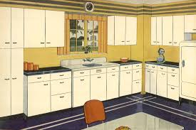 1940s Kitchen Design The Rise Of The Modern Kitchen Architect Magazine Products