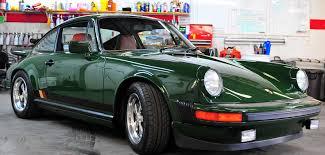 Porsche 911 Vintage - checkpoint auto marietta ga porsche restoration