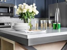kitchen island countertop ideas kitchen island countertops pictures ideas from hgtv hgtv