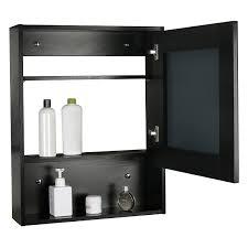 Mirror With Storage For Bathroom Eclife 22 X 28 Large Storage Bathroom Medicine Cabinet Organizer