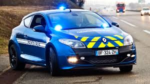 renault megane sport 2011 french police get megane rs top gear