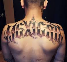 collection of 25 lettering on chest