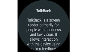 How To Interact With Blind People Google Talkback Android Apps On Google Play