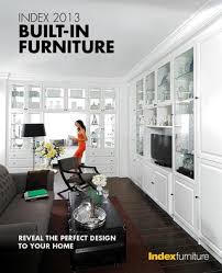 home interior catalog 2013 built in catalog 2013 by index living mall issuu