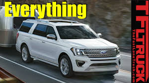 ford expedition 2018 ford expedition more power efficiency towing and bigger