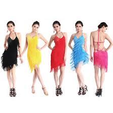 discount ladies latin ballroom dance dresses 2017 ladies latin