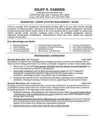 account manager resume exles account manager resume shows your professionalism in the same field